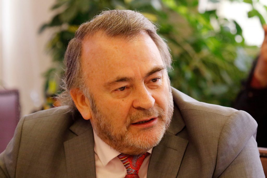 Pepe Auth analiza las elecciones de constituyentes y adelanta que la derecha obtendrá la mayoría de los escaños
