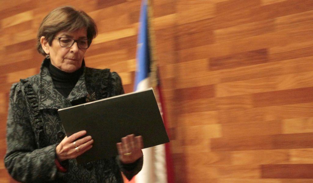 Levantan cargos contra presidenta del Tribunal Constitucional por múltiples abusos laborales de carácter grave