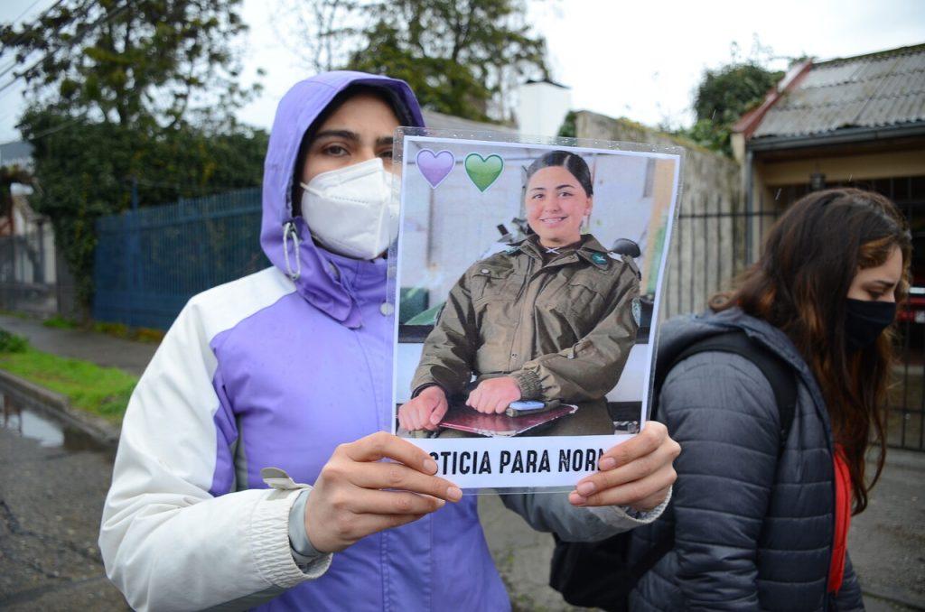 Femicidio de Norma Vásquez: Juzgado confirma prisión preventiva para Gary Valenzuela