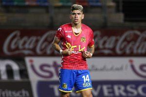 Carlos Palacios a un paso de llegar a Brasil: Inter de Porto Alegre reconoció negociaciones con Unión Española