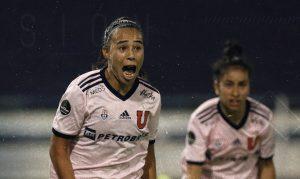 Libertadores Femenina: Universidad de Chile venció con lo justo y sobre el final a Peñarol
