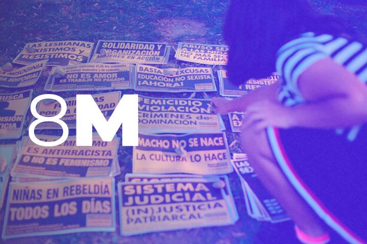 VOCES| ¿Antichilenas?: No somos la tropa, somos la fuerza digna que se rebela