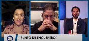 Punto de Encuentro y polémica por el comandante Ramiro: Revive el primer capítulo del programa de Mirna Schindler y Sergio Jara