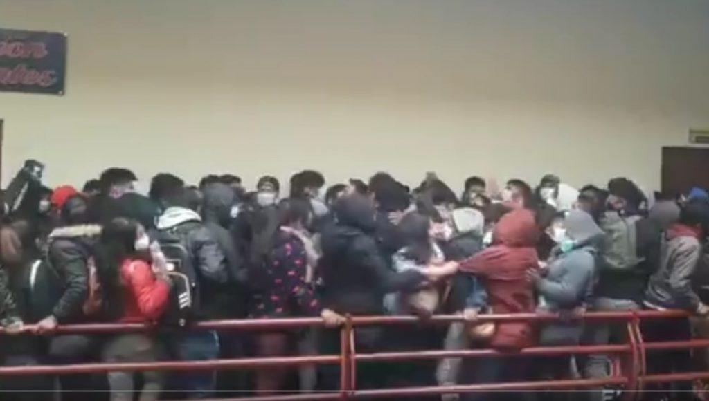 Bolivia: Al menos siete estudiantes fallecen tras caer del cuarto piso de una universidad