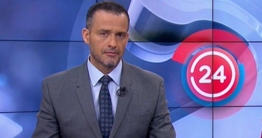«Me puse de rodillas con las manos arriba»: El relato de Iván Núñez en su querella tras ataque a equipo de TVN
