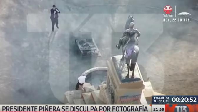 ADELANTO| 2020: Mucho más que Piñera sacándose fotos en Plaza Dignidad