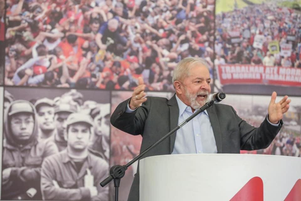 Corte Suprema ratifica la anulación de las penas de prisión contra Lula da Silva