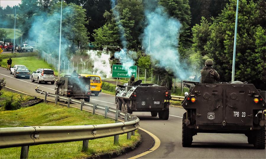 Tesis que vincula a narcos con organizaciones mapuche es desestimada por Fiscalía y Carabineros: «No lo podemos relacionar»