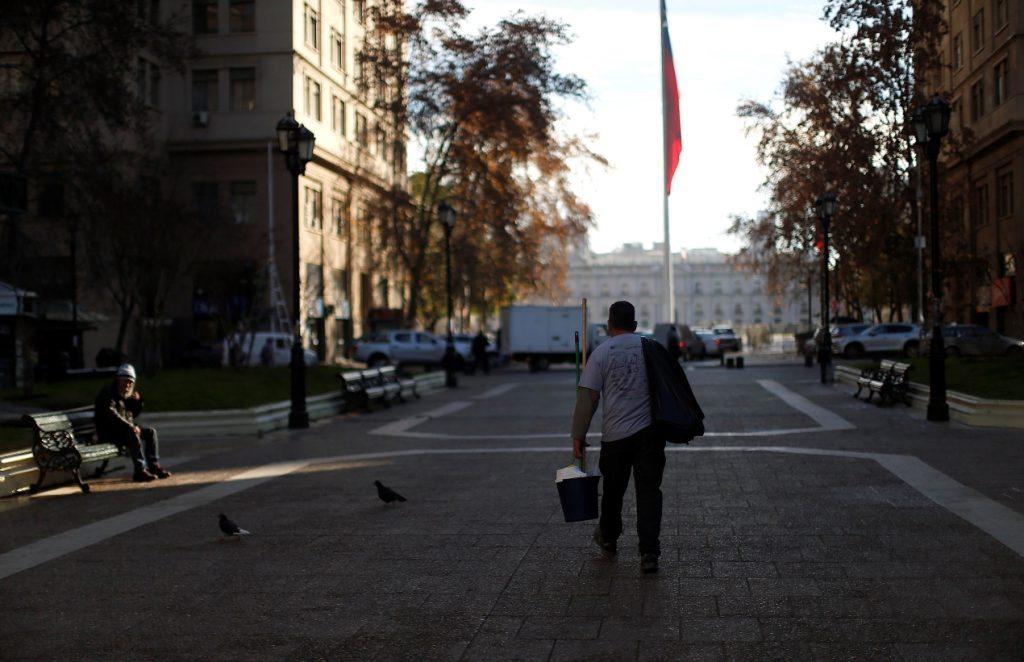 Centro de Microdatos Universidad de Chile: Tasa de desempleo en el gran Santiago en marzo llegó a 11,3%