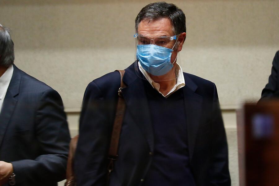 """Corte rechaza desafuero de senador Ossandón por no haber """"prueba suficiente"""" de presunto tráfico de influencias"""