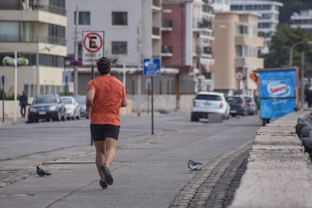 """Más de 100 deportistas solicitan cambiar horario de franja """"Elige Vivir Sano"""""""