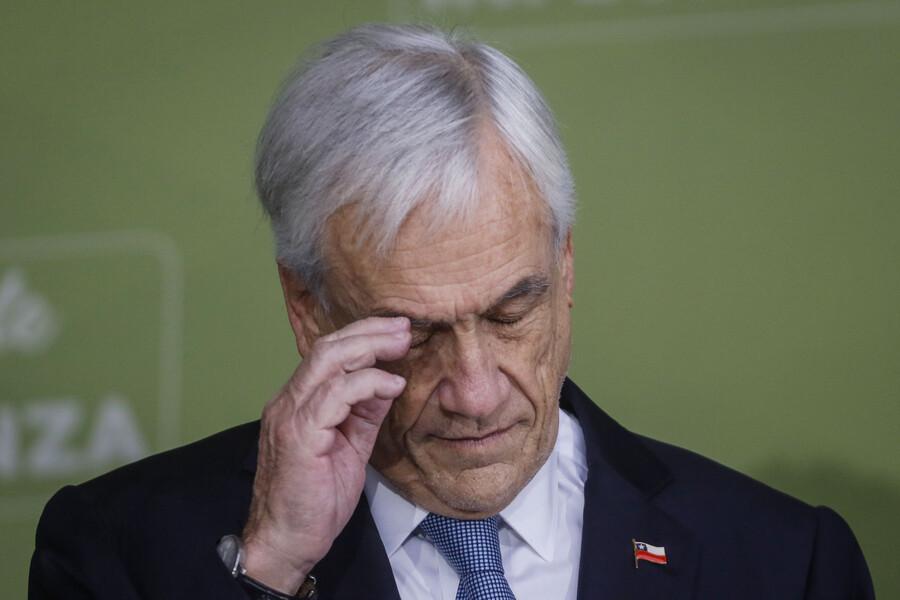 Oposición confirma que presentará acusación constitucional contra Sebastián Piñera