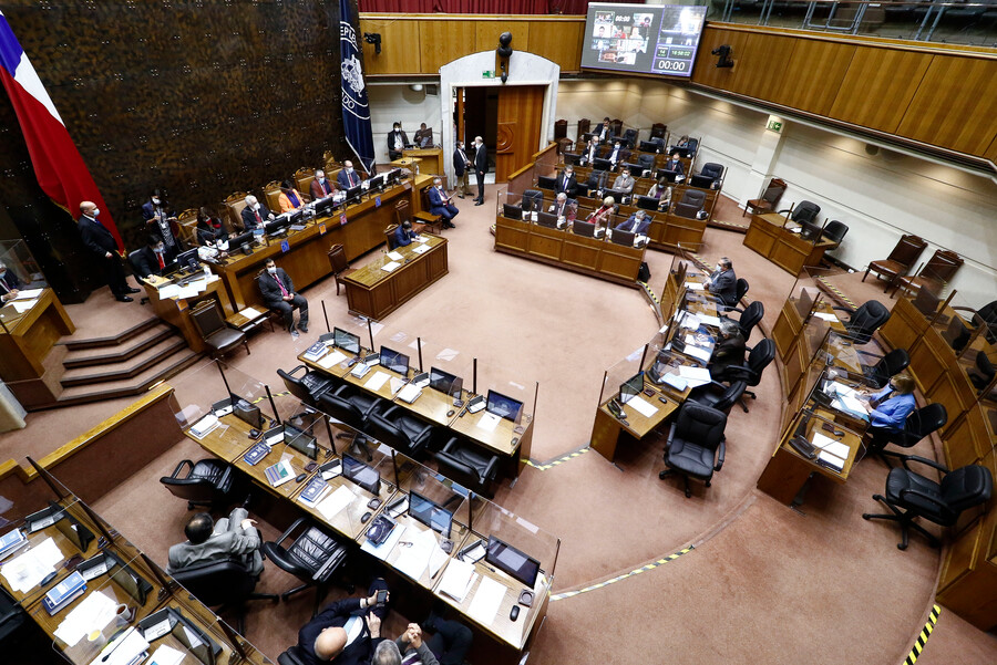 Comisión del Senado aprueba en general tercer retiro del 10%