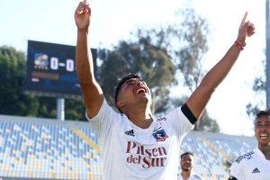 Colo Colo derrota a Everton en Viña del Mar y trepa al cuarto lugar de la tabla de posiciones