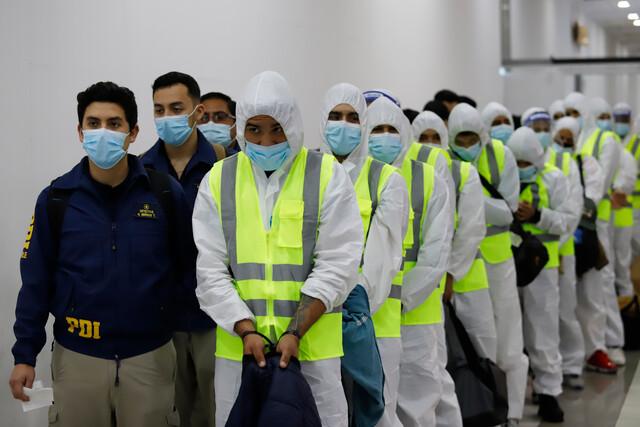 Gobierno expulsa a 55 venezolanos desde Iquique amparándose en la nueva Ley de Migraciones