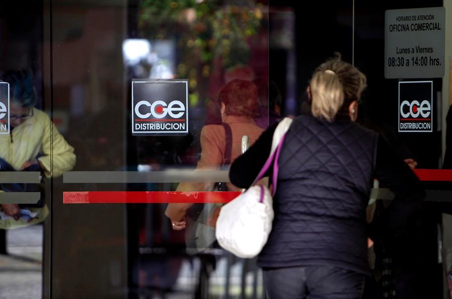 Odecu ingresa recurso ante la FNE para detener compra de CGE por parte de la estatal china State Grid