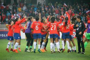Histórico: Selección Chilena Femenina clasifica por primera vez a unos Juegos Olímpicos