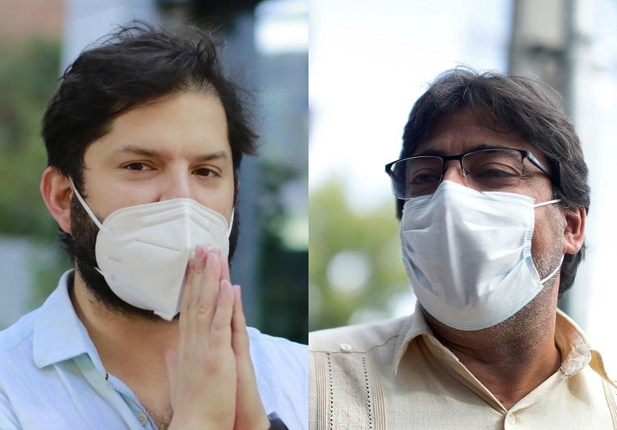 El Desconcierto transmitirá debate sobre medio ambiente entre Gabriel Boric y Daniel Jadue