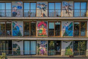 De los murales, grafitis y rayados a la obra Constituyente: El otro estallido en pausa por la pandemia
