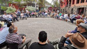Hacia una democracia participativa