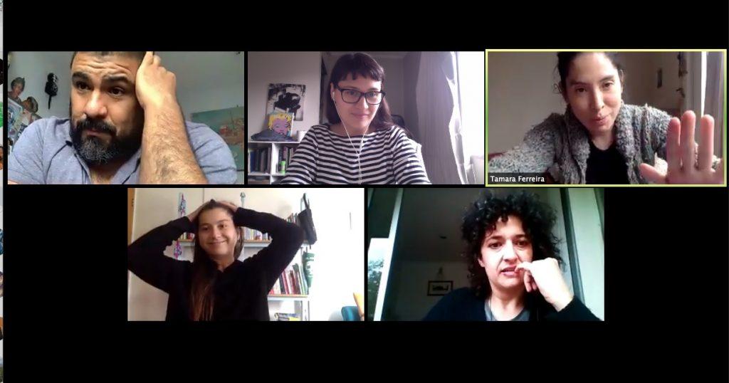El mundo de la dramaturgia y de la actuación se unen por la educación cívica