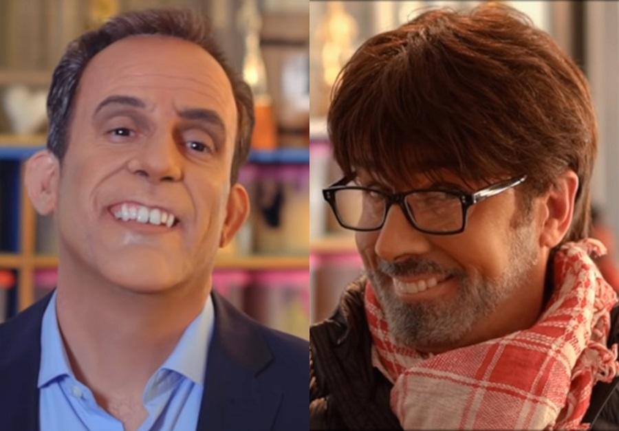 VIDEO  Stefan Kramer lo hizo de nuevo y sorprende con imitaciones a Felipe Alessandri y Daniel Jadue