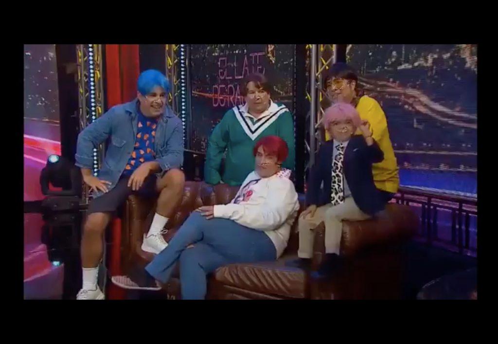 """BTS: """"Mi Barrio"""" recibe más de mil denuncias ante el CNTV por parodia tildada de racista y xenófoba"""