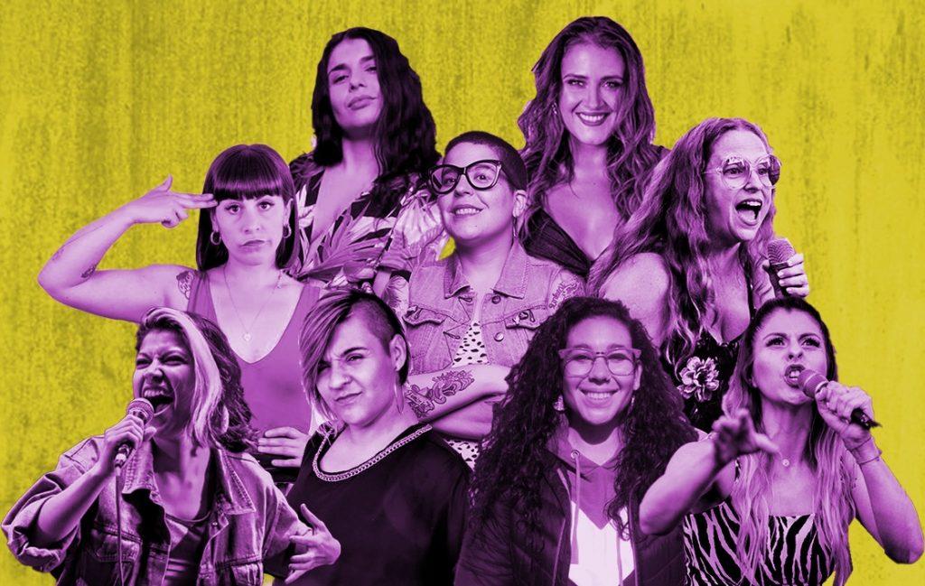 Maratón de comedia constituyente: Un show gratuito junto a comediantas y candidatas feministas