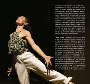 A. dnz: Con lanzamiento de revista especializada Universidad de Chile celebra el Día de la Danza