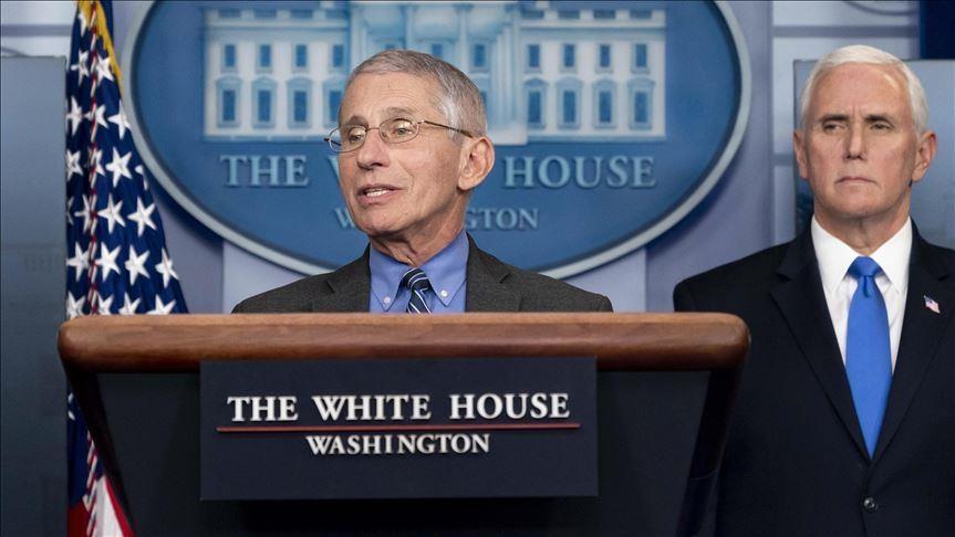 """Gobierno de Estados Unidos advierte que están """"al borde"""" de entrar en una cuarta ola de COVID-19"""