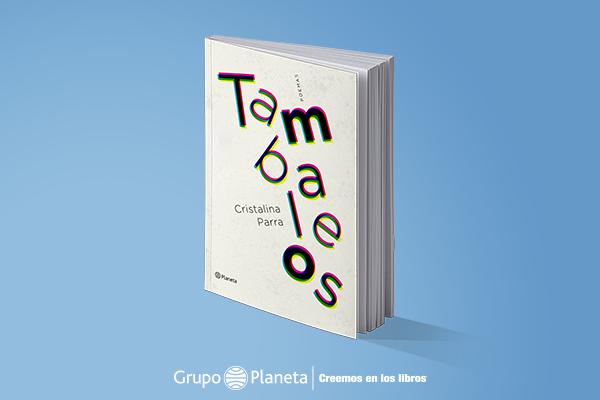 Cristalina Parra publica «Tambaleos», su primer libro de poesía