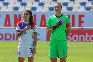 La Roja Femenina sigue sumando amistosos de cara a los Juegos Olímpicos