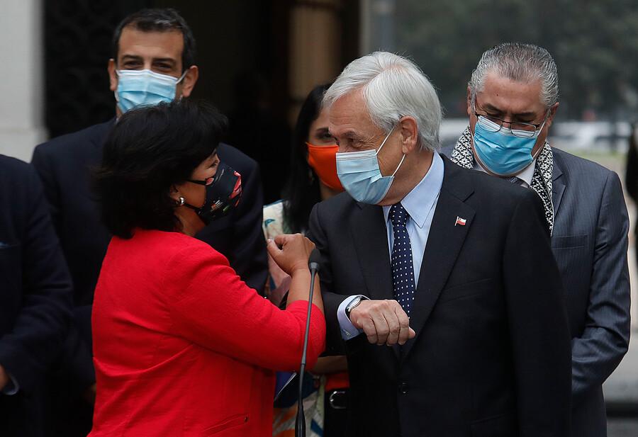 """""""En 18 días el gobierno sólo ha entregado dos papelitos"""": Yasna Provoste presiona a Piñera por 'Mínimos Comunes'"""