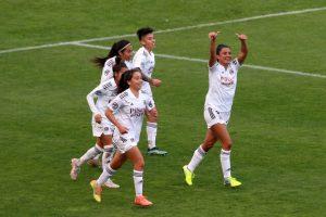 Campeonato Femenino: Colo Colo goleó al Vial en Concepción y lidera el Grupo A
