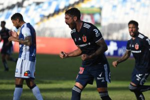 Universidad de Chile le ganó a domicilio a Deportes Antofagasta y se instala en el quinto lugar