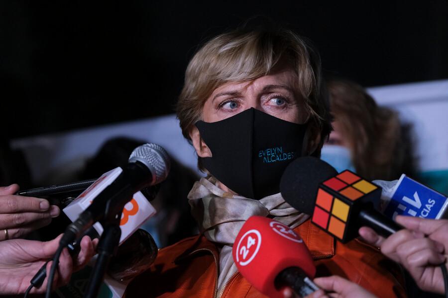 Evelyn Matthei tras las elecciones: «Mucha gente dio la espalda a quienes hemos estado a cargo hace 30 años en el país»