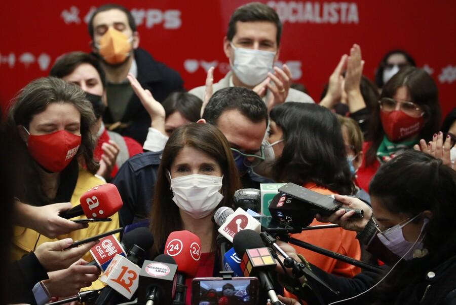 Paula Narváez acusa veto y confirma quiebre de primaria PS, FA y PC: «No dan garantías de gobernabilidad para Chile»