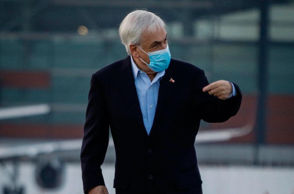 Sebastián Piñera posterga gira presidencial a Europa ante escenario por la pandemia