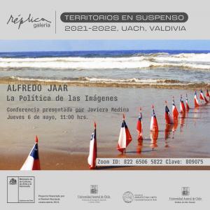 """""""La política de las Imágenes"""": Alfredo Jaar ofrecerá conferencia en Galería Réplica"""