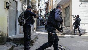 ONU teme que la policía oculte pruebas tras los 25 muertos en favela de Río de Janeiro