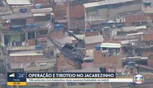 Río de Janeiro: Operativo policial deja más de 20 muertos en favela brasileña
