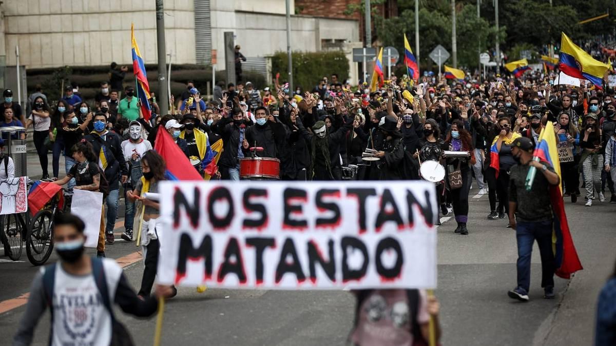 Reportan masacre de nueve personas en el sur de Colombia
