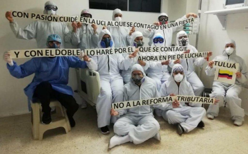Crisis en Colombia: Denuncian la desaparición de 87 personas durante las protestas