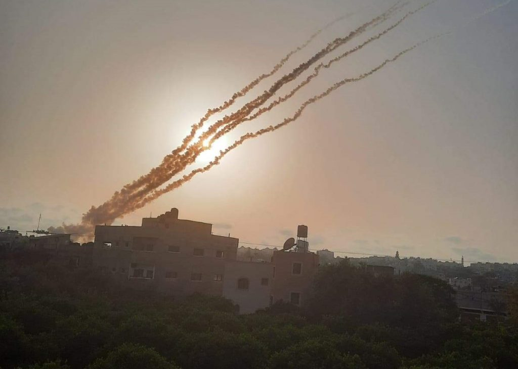 Preocupación por escalada de violencia entre Palestina e Israel: Bombardeos, muertos e incendios en mezquitas