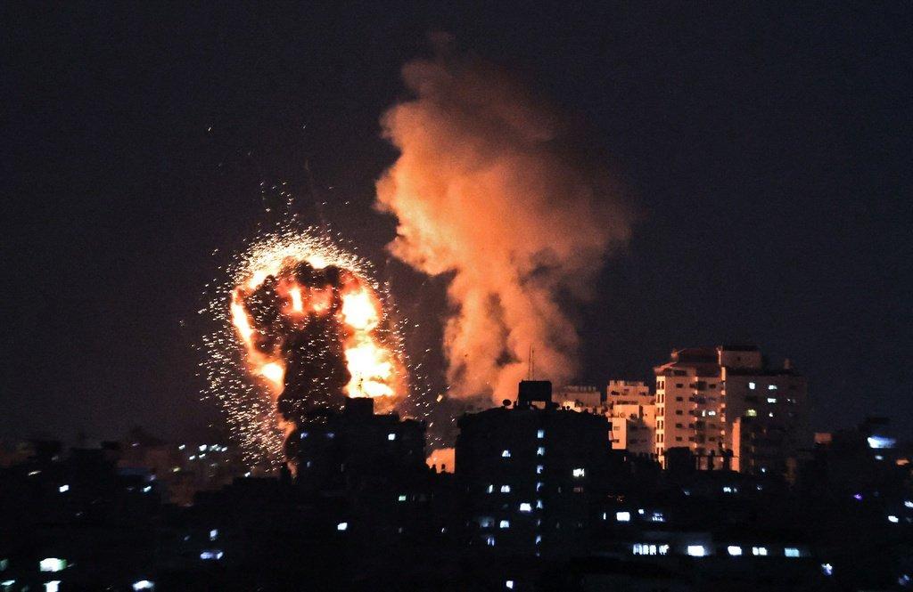 Ministerio de Salud palestino reporta 181 muertos desde el inicio de la ofensiva israelí sobre Gaza