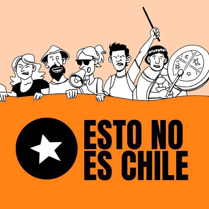 ESTO NO ES CHILE: Lanzan plataforma web por una constitución más allá del neoliberalismo
