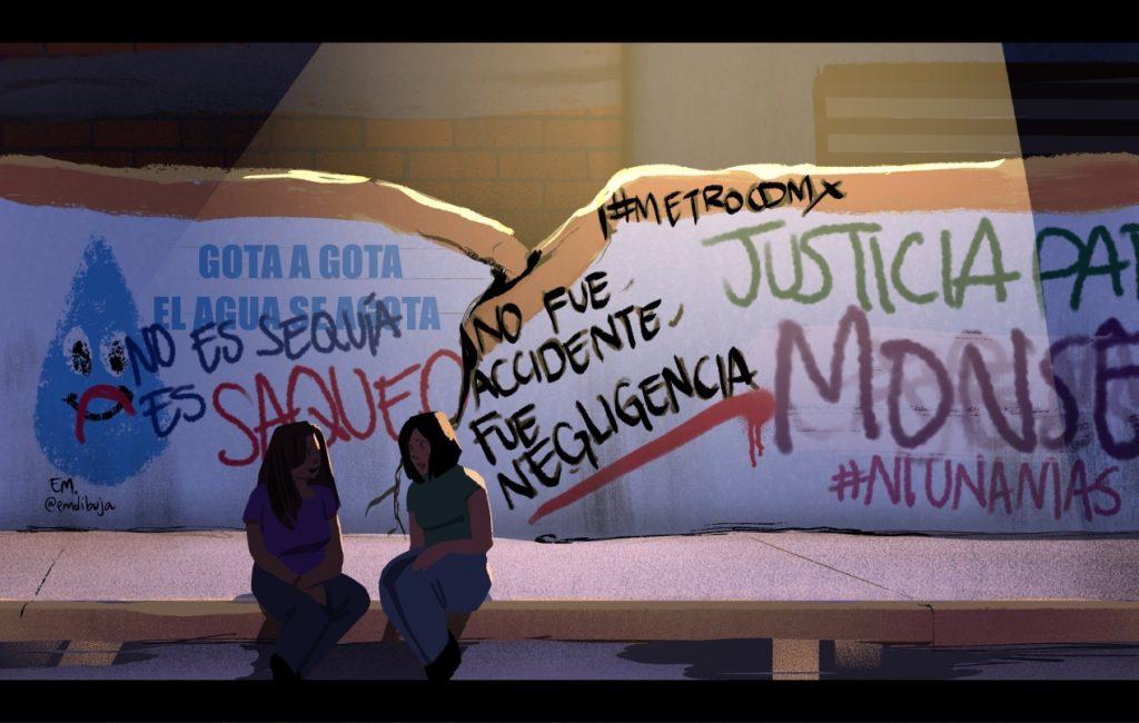 La tragedia del Metro de Ciudad de México levanta sospechas de negligencia