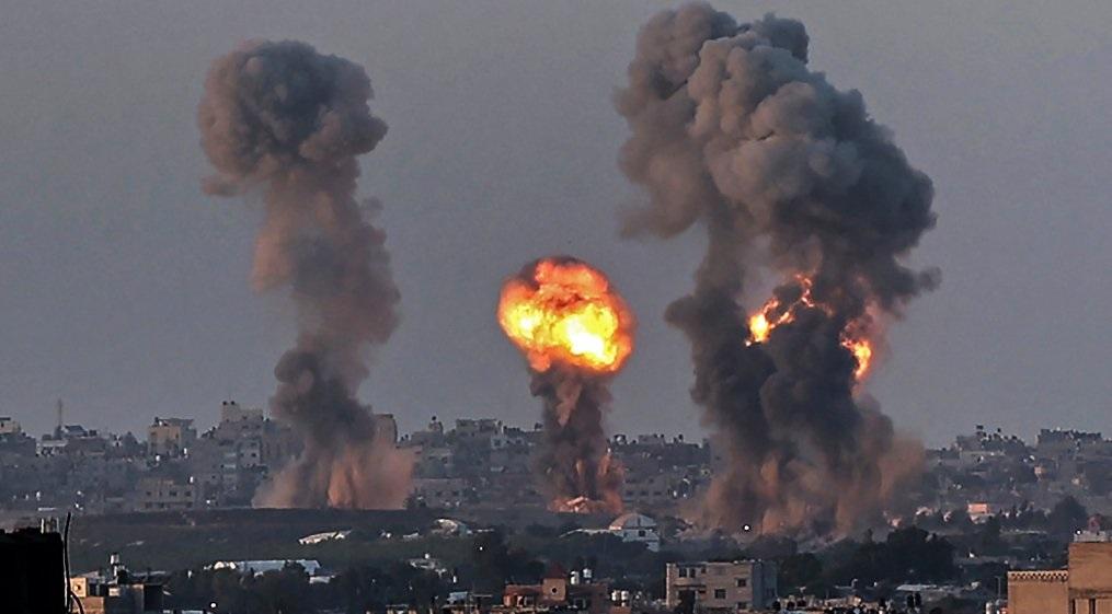 Combates y bombardeos en Gaza no se detienen: Se contabilizan 80 muertos en Palestina y 7 en Israel