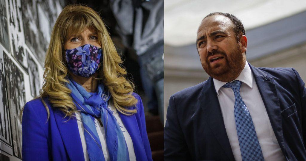 DC ratifica a Ximena Rincón como candidata y Fuad Chahín renuncia a la presidencia del partido en medio de crisis tras elecciones