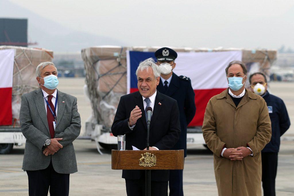 De los 515 ventiladores donados por Juan Sutil a nombre de la CPC a la red de salud, sólo 32 están operativos